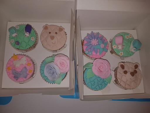 Cupcakes dekorieren